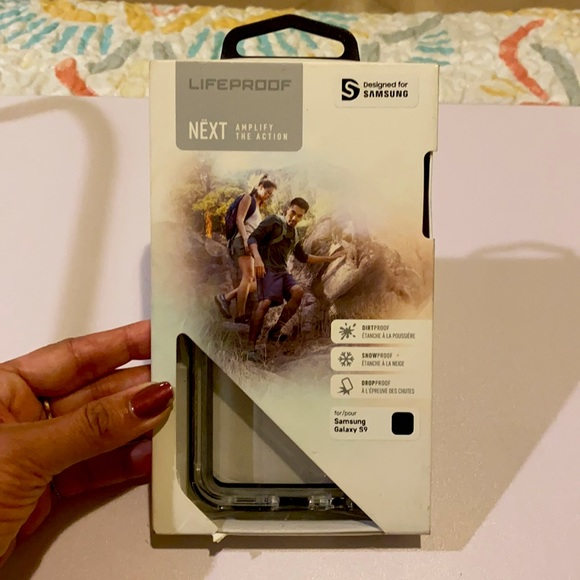 S9 LifeProof Next Case Samsung Galaxy S9